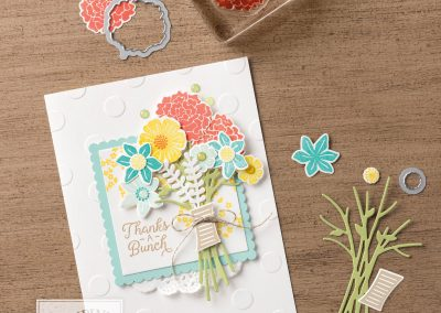 Beautiful Bouquet Stamp Camp