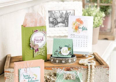 Occasions Stamp-a-Stack/Share What You Love