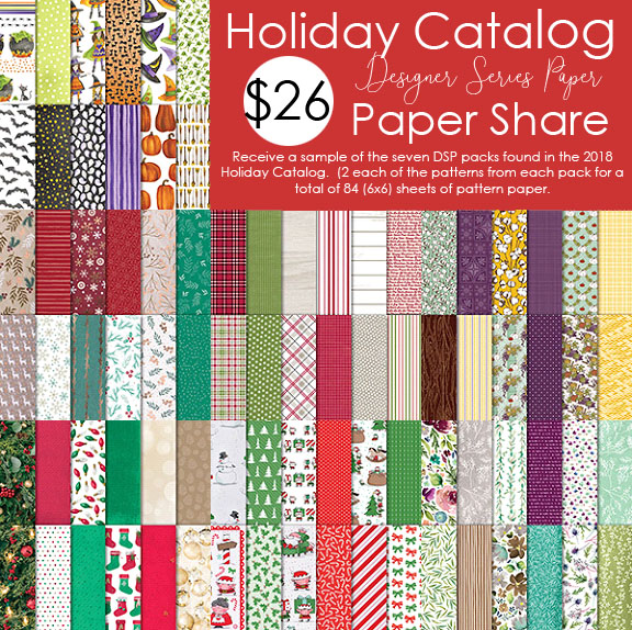 2018 Holiday Catalog Paper Share