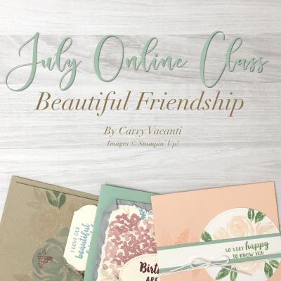 July Online class
