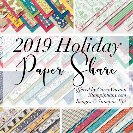 2019 Holiday Paper Share