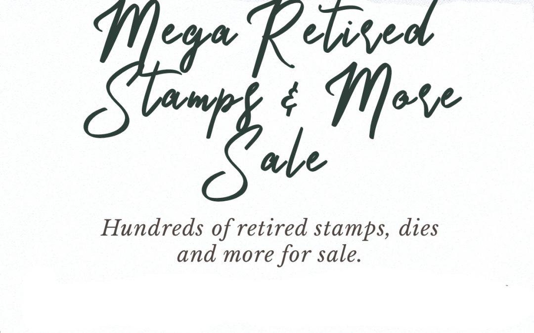 Mega Stamps & More Sale!
