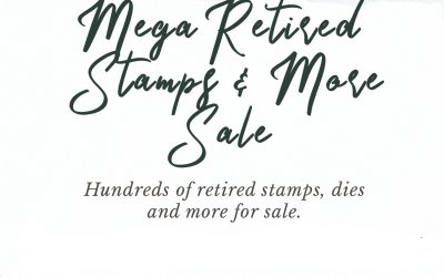 Mega Stamps & More Sale!