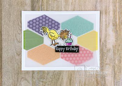 Hey Chick & Happy Birthday Chick Bundle Class