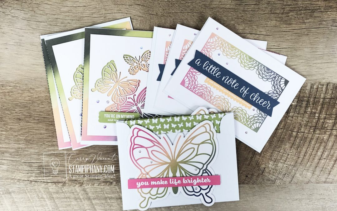 Tips for Stampin' on the Go